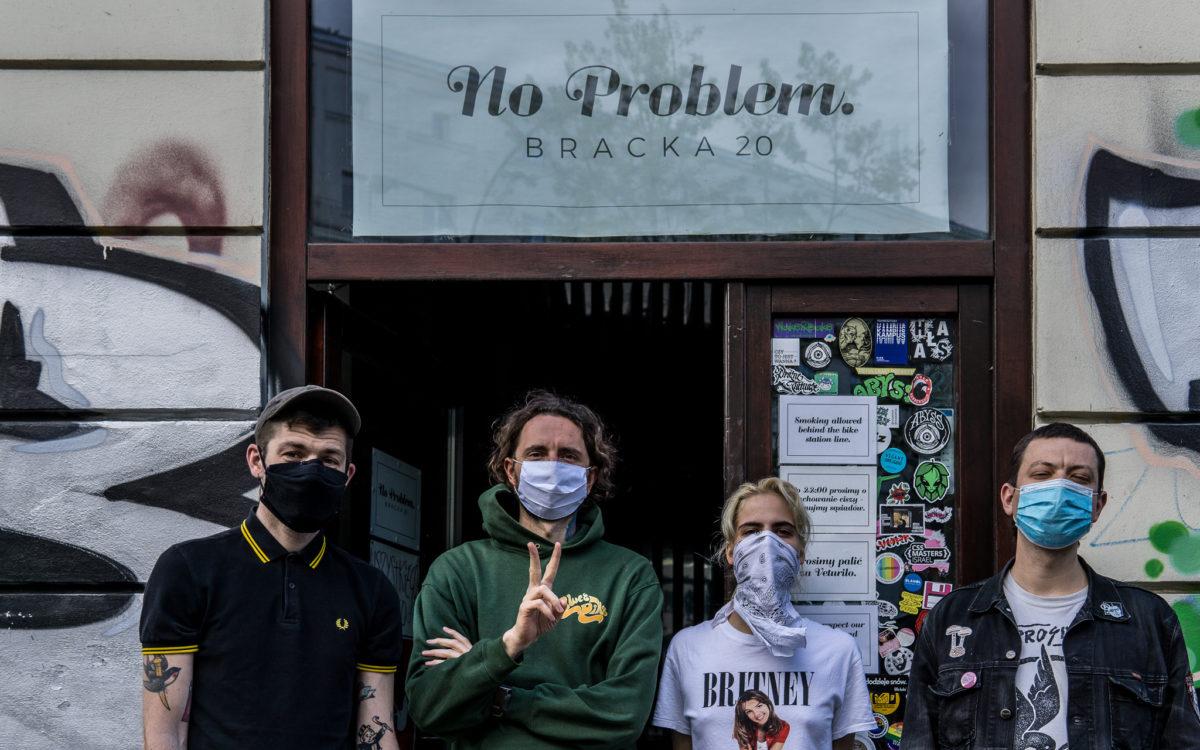 No problem Bracka